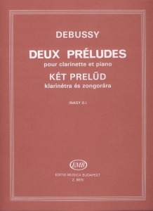 Debussy, Claude: Two Preludes