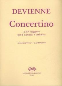 Devienne, Francois: Concertino in si bemolle maggi...