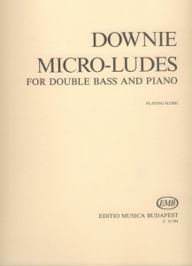 Downie, Gordon: Micro-ludes