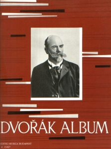 Dvořák, Antonín: Album for piano