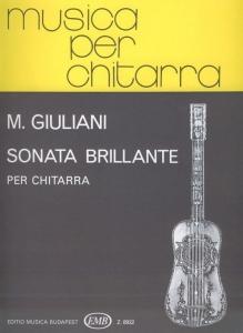 Giuliani, Mauro: Sonata brillante
