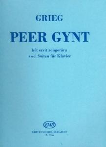 Grieg, Edvard: Peer Gynt