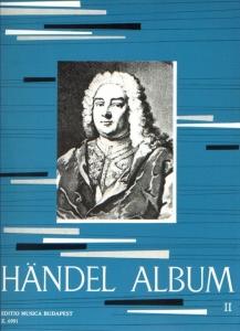 Händel, Georg Friedrich: Album for piano 2