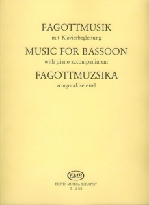 Hara László: MUSIC FOR BASSOON