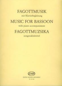 Hara László: MUSIC FOR BASSOON
