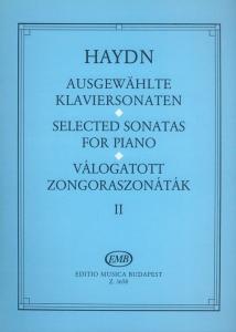 Haydn, Joseph: Selected Sonatas for Piano 2