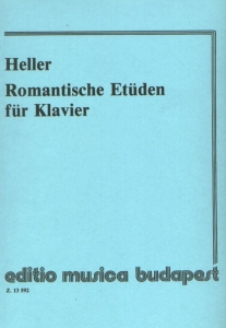 Heller, Stephen: Romantic Studies