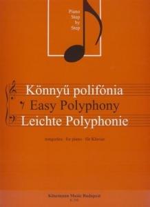 Lakos Ágnes: Easy Polyphony for piano