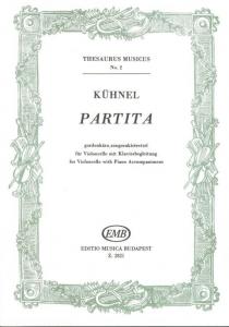 Kühnel, August: Partita