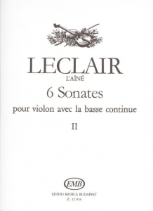 Leclair, Jean-Marie (le cadet