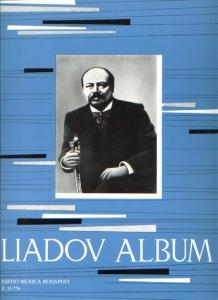 Liadov, Anatoly: Album for piano