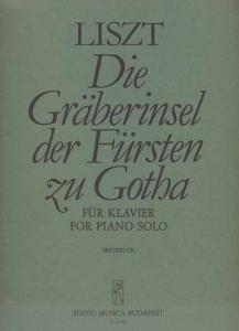 Liszt Ferenc: Die Gräberinsel der Fürsten zu Got...