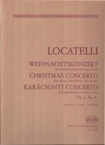 Locatelli, Pietro Antonio: Weihnachtskonzert (Chri...