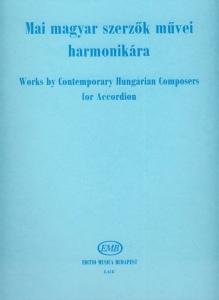 Lukács Dénes: WORKS BY CONTEMPORARY HUNGARIAN CO...