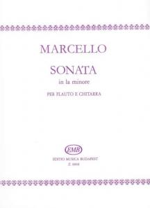 Marcello, Benedetto: Sonata in la minore