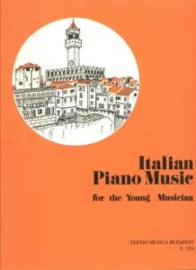 Máriássy István: Italiano Piano Music