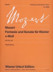 Mozart, Wolfgang Amadeus: Fantázia és szonáta, ...