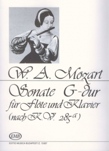 Mozart, Wolfgang Amadeus: Sonata in G major K 285/...