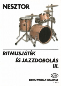 Nesztor Iván: Rhythm Playing and Drumbeat in Jazz...