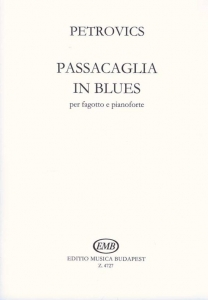 Petrovics Emil: Passacaglia in Blues