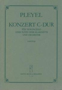 Pleyel, Ignaz: Konzert C-dur