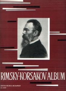 Rimsky-Korsakov, Nicolai: Album for piano