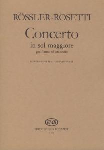 Rösler-Rosetti, Franz Anton: Concerto in sol magg...
