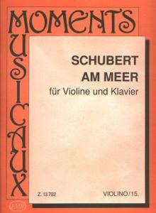 Schubert, Franz: Am Meer