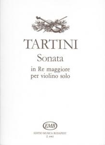 Tartini, Giuseppe: Sonate in re maggiore