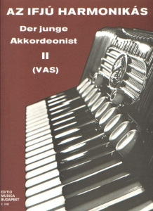 Vas Gábor: The Young Accordionist 2