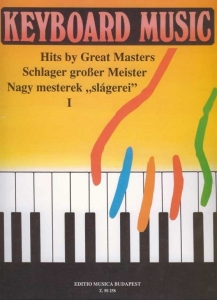 HITS BY GREAT MASTERS - Keyboard Music