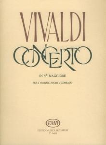 Vivaldi, Antonio: Concerto in sib maggiore