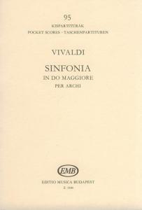 Vivaldi, Antonio: Sinfonia in do maggiore