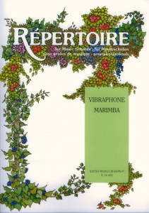 Répertoire for Music Schools - Vibraphone, Marimb...