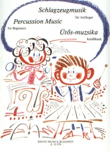 PERCUSSION MUSIC for Beginners (for melody instrum...