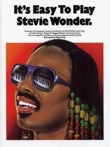 WONDER, STEVIE: It\'s Easy To Play Stevie Wonder