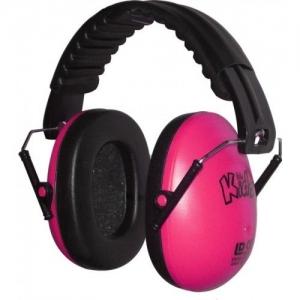 EDZ KIDZ - Casca de protectie auditiva - Pink