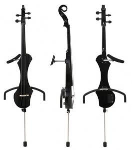 Violoncel Electrica Novita 4/4 BK - Gewa