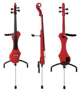 Violoncel Electrica Novita 4/4 RD - Gewa