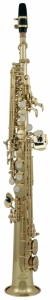 Bb-Sopran Saxofon Roy Benson SS-302