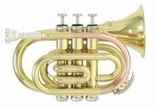 Trompeta Buzunar Bb Roy Benson PT-101