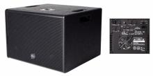 Subwoofer Activ Aplha Audio A-Amp Pro 12 Sub
