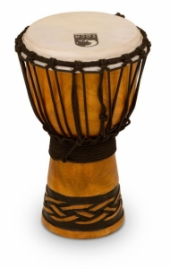 Djembe Origins Series Rope Tuned Wood Toca Celtic ...