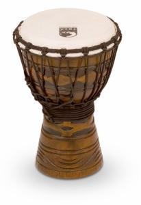 Djembe Origins Series Rope Tuned Wood Toca African...