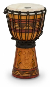 Djembe Origins Series Rope Tuned Wood Toca Tribal ...