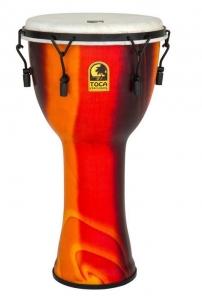 Djembe Freestyle Mechanically Tuned Toca Fiesta 10...