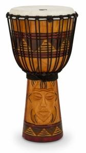 Djembe Origins Series Rope Tuned Wood Toca Tribal ...