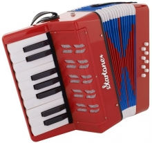 Sartone Helene Acordeon Red