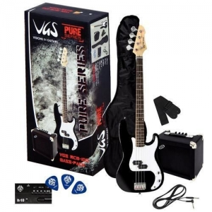 Set de Chitara Bass - VGS RCB-100 Bass Pack Black