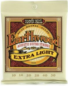 Corzi Chitara Acustica - Ernie Ball Earthwood Bron...